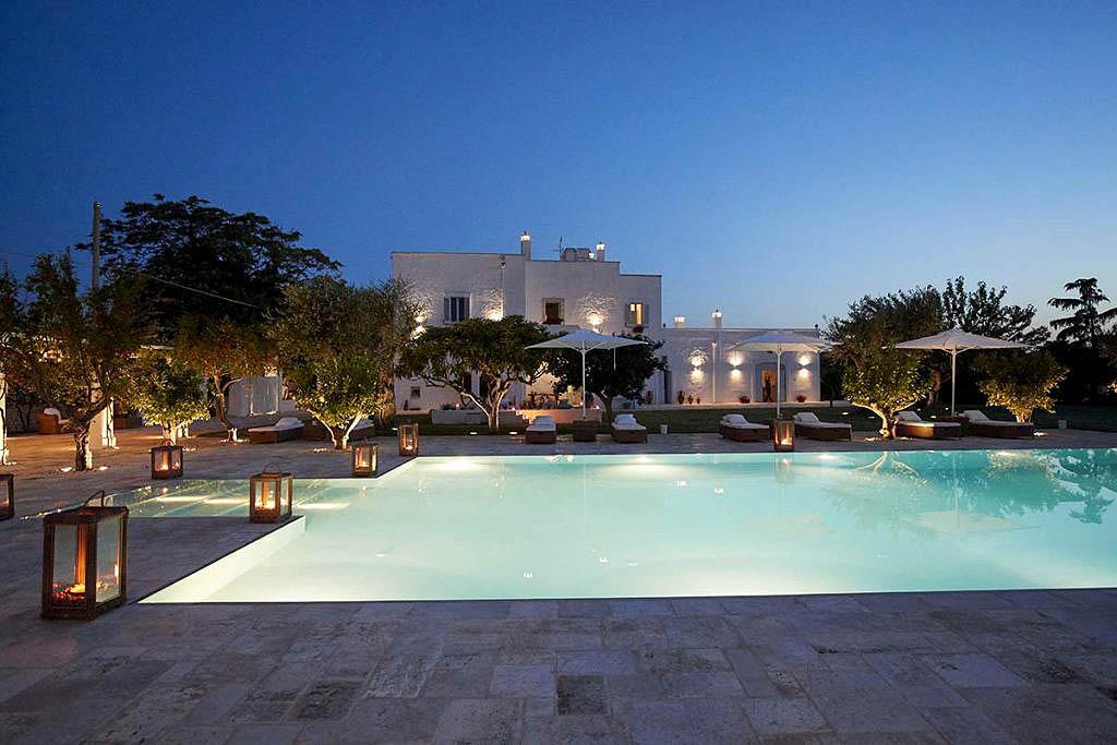 Masseria luxury con piscina in puglia dimora di charme - Masseria in puglia con piscina ...