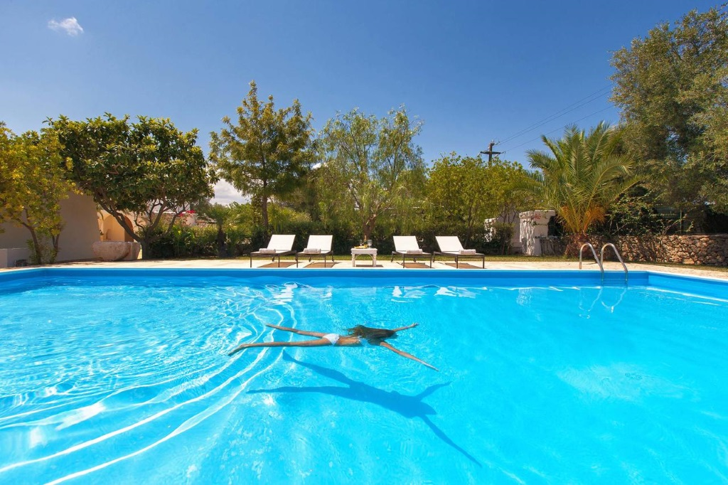 Villa Con Piscina Valle D Itria Puglia Et Mores Vacanze In Puglia