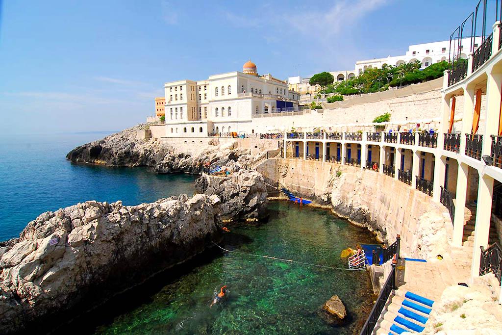 Hotel  Stelle Salento Direttamente Sul Mare